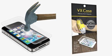 Película anti-impacto VX Case