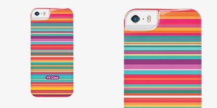 Vx Case Stripes Colors