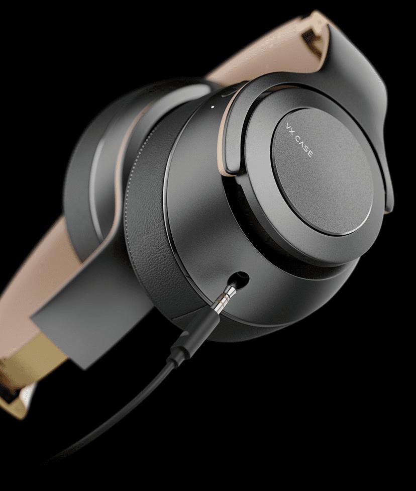 Conexão P2 no Headphone Evolution