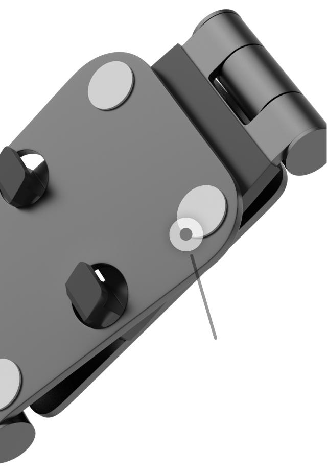 O Iron Holder traz a segurança e estabilidade que você precisa
