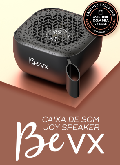 Caixa de som Joy Speaker