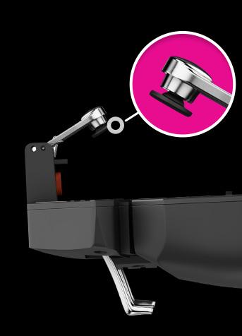 Produto VXGamepad com destaque para as borrachas condutoras