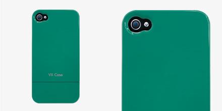 Capa VX Case Verde Esmeralda