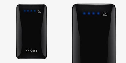 Bateria Externa Vx Case Slim 5000mAh