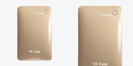 Bateria Externa Vx Case Slim 10000mAh