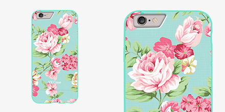 Capa Vx Case Candy Flowers