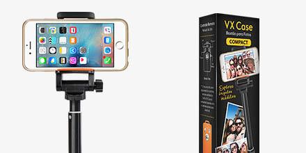 Bastão Compact para Selfie VX Case