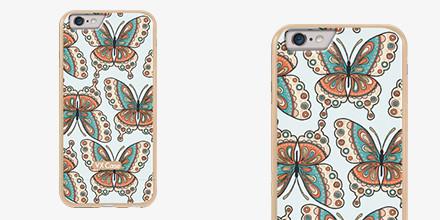 Capa VX Case Butterfly