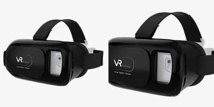 Óculos VR VX Case (Preto)