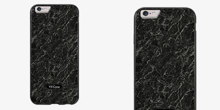 Capa VX Case Black Marble