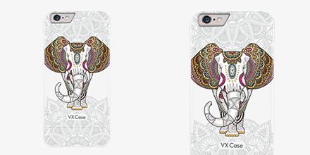 Capa VX Case Marfim